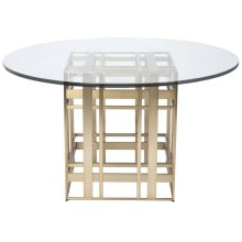 Wallace Dining Table Base P718B