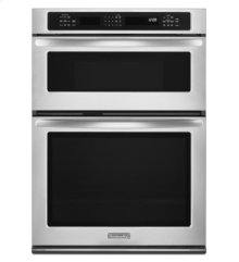 KitchenAid® 30-Inch Convection Combination Microwave Wall Oven, Architect® Series II - Stainless Steel