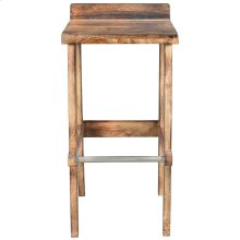 "Ace 30"" Bar Stool in Natural Burnt"