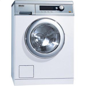 MielePW 6068 Plus [EL LP] Washing machine, electric heating with the shortest cycle of 49 minutes, model with drain pump.