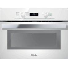 "24"" H 6200 BM PureLine Brilliant White DirectSelect Speed Oven"