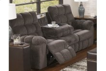 Acieona REC Sofa w/Drop Down Table - Slate