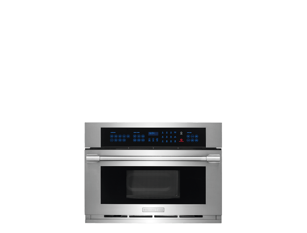 Electrolux Icon Built In Microwave With Drop Down Door