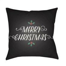 "Merry Christmas I HDY-070 20"" x 20"""