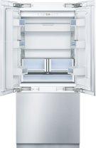 "Benchmark 36"" Built-in Custom Panel French Door Bottom Freezer Product Image"