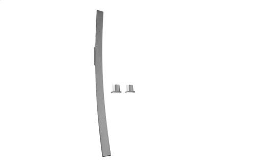 Luna Wall-Mounted Lavatory/Vessel Filler w/Deck-Mounted Handles