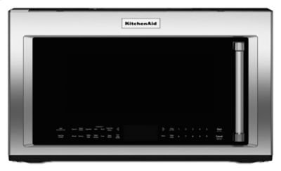 1000-Watt Convection Microwave Hood Combination - Stainless Steel Product Image