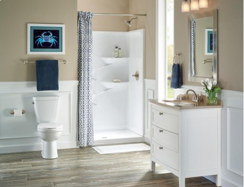 Brushed Nickel Monitor ® 14 Series Tub & Shower