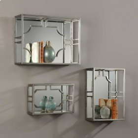 Adoria, Wall Shelves, S/3