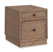 Carmen File Cabinet with Casters