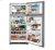 Additional Custom-Flex 18.2 Cu. Ft. Top Freezer Refrigerator