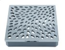 Mountain Re-Vive - Designer Series Flow Shower Grid (Plastic Sleeve) - Brushed Nickel Product Image