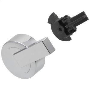 Chrome Temperature Knob & Cover - 17 Series Product Image