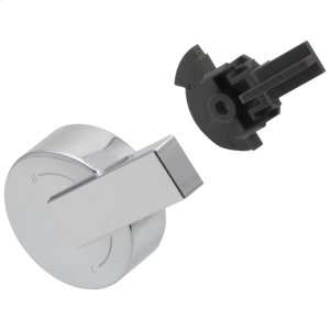 Chrome Temperature Knob & Cover - 17 Series Product Image
