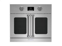 "30"" Electric Wall Oven with French Doors"