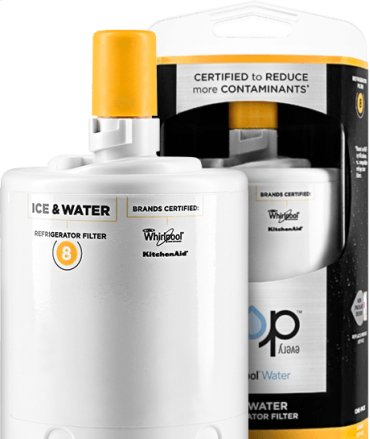 EveryDrop Ice & Water Refrigerator Filter 8