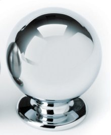 Knobs A1032 - Unlacquered Brass