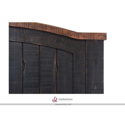 6/0 Low-Profile Footboard & Rails