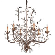 Crystal Bud Cupertino Medium Chandelier