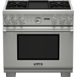 Thermador36-Inch Pro Grand(R) Commercial Depth Dual Fuel Range