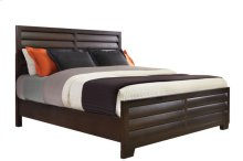 Sable Footboard and Slats Queen