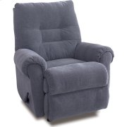 Journey Pad-Over-Chaise Wall Saver® Recliner Product Image