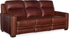Lincoln Power Motion Sofa with Power Headrest & Power Lumbar Support