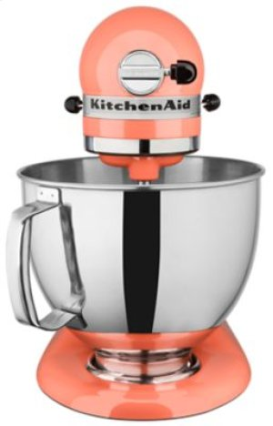 Artisan® Series 5 Quart Tilt-Head Stand Mixer - Bird of Paradise