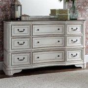 9 Drawer Dresser Product Image