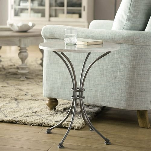 Litchfield Dover Chairside Table