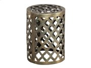 Brass Garden Stool Product Image