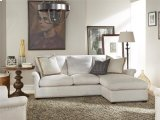 Haven Sofa Chaise with Ottoman Product Image