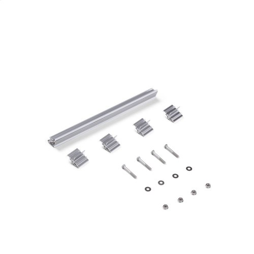 """V14 14"""" H Ganging Kit (required When Combining Two or More V14 or Adorn Vanities)"""