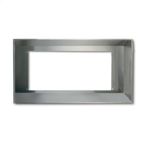"Best30"" Stainless Steel Liner for P195ES70SB Built-In Range Hood Insert"