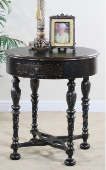 Astoria 30 Round End Table