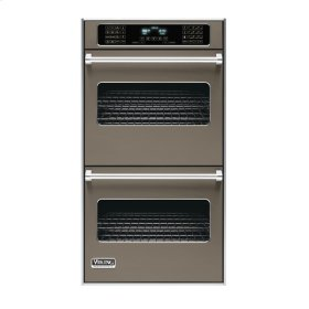 """Stone Gray 27"""" Double Electric Touch Control Premiere Oven - VEDO (27"""" Wide Double Electric Touch Control Premiere Oven)"""