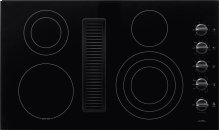 "36"" Electric Downdraft Cooktop"