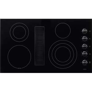 "Frigidaire36"" Electric Downdraft Cooktop"