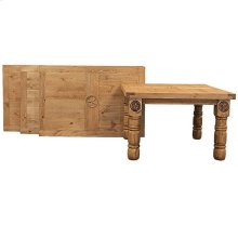 6' Dining Table W/ Star
