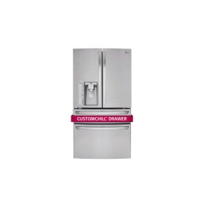 LG Appliances30 cu. ft. French Door Refrigerator