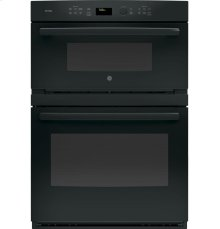"GE Profile™ Series 30"" Built-In Combination Convection Microwave/Convection Wall Oven"