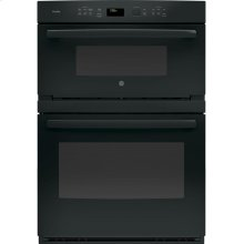 """GE Profile™ 30"""" Built-In Combination Convection Microwave/Convection Wall Oven"""