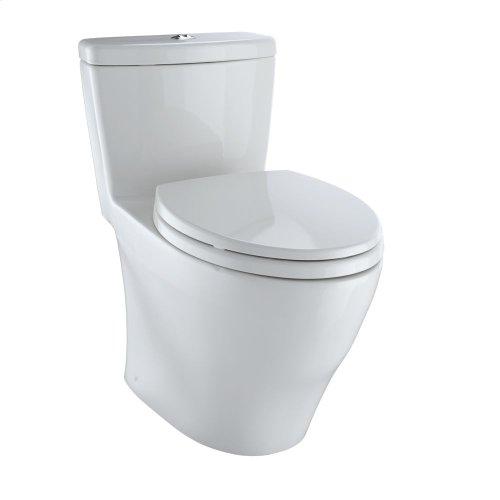 Aquia® One-Piece Toilet, 1.6 GPF & 0.9 GPF, Elongated Bowl - Colonial White