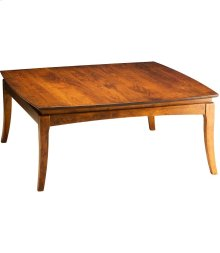 """Sabin 34"""" Square Cocktail Table"""