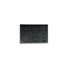 "30"" Induction Cooktop - Classic Stainless"