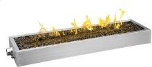 "48"" Linear Patioflame® Burner Kit , Stainless Steel , Propane"