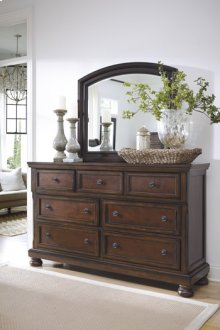 Porter Beveled Bedroom Mirror