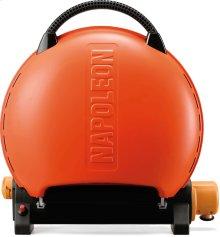 TravelQ 2225 Portable Gas Grill Orange , Propane