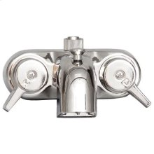 Washerless Diverter Bathcock - Polished Nickel