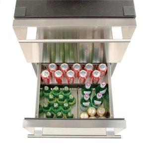 Undercounter Dual Drawer Refrigerator